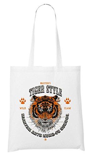 Tiger Style Sac Blanc Certified Freak