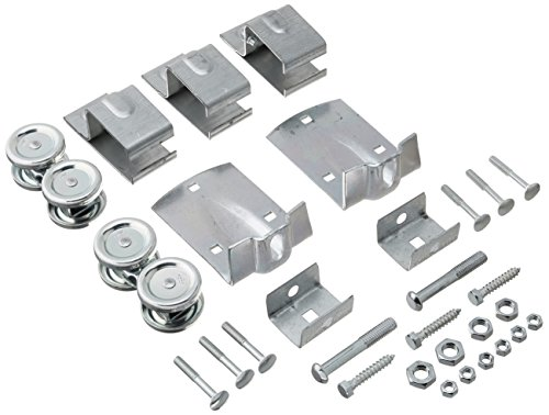 Stanley Sliding Door Hardware (Stanley National N112-128 Hanger Barn Door 450 lb Zinc Plated)