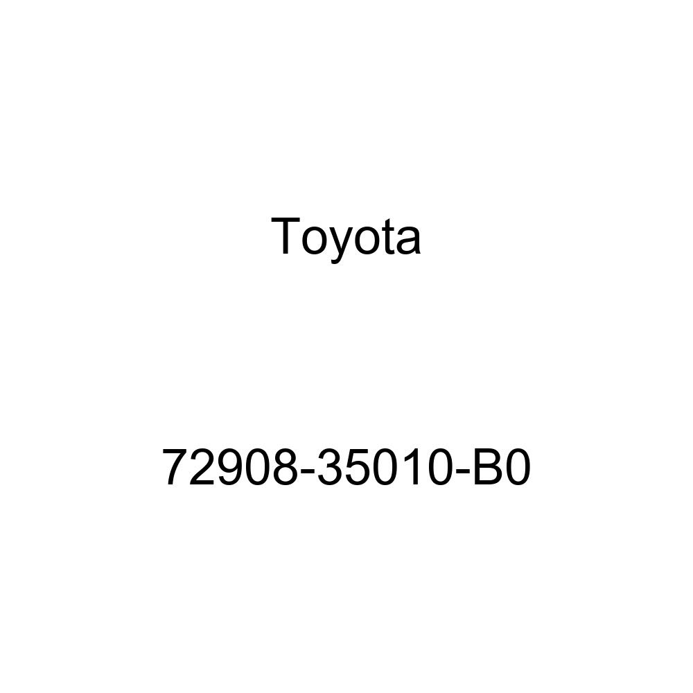 Toyota 72908-35010-B0 Seat Cushion Under Cover Sub Assembly