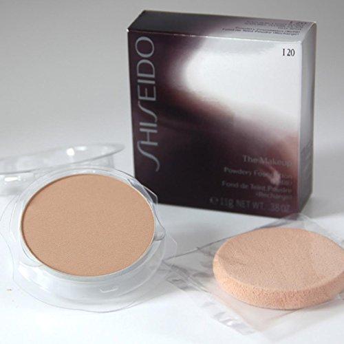 (Shiseido Powdery Foundation Refill I20 Light Ivory)