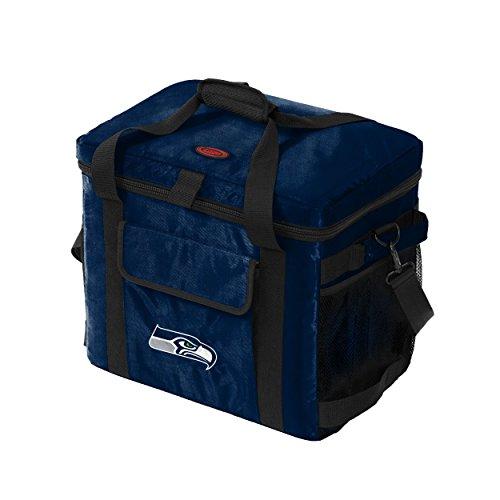 Logo Brands NFL Seattle Seahawks Unisex Glacier Cooler, Blue, Adult ()