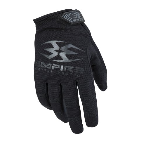 Empire Paintball BT Sniper THT Gloves, Black, Large/X-Large