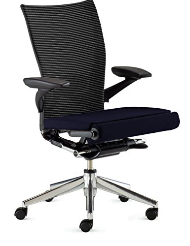 X99 Task Chair by Haworth: Highly Adjustable Model - Seat De