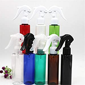 LTTXS Flacone Spray da 100 ml Pulsante a Mano flacone Spray disinfettante flacone Spray per la Pulizia di Piante da… 4 spesavip