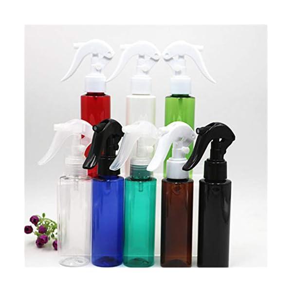 LTTXS Flacone Spray da 100 ml Pulsante a Mano flacone Spray disinfettante flacone Spray per la Pulizia di Piante da… 1 spesavip