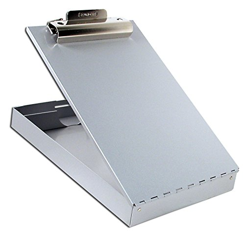 Saunders Recycled Aluminum Redi-Rite Storage Clipboard - Letter Size (Recycled Storage)