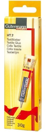 Original Guetermann Textil Glue HT2, 30g/1.05 oz, 1 piece