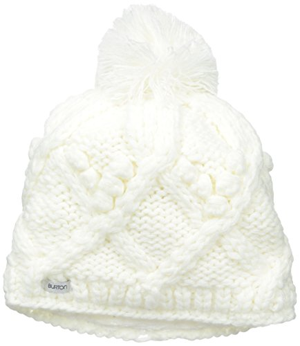 burton-girls-chloe-beanie-stout-white-one-size