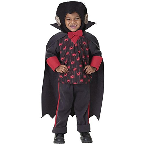 Count Cutie Toddler Costumes - Toddler Dracula Costume - Count Cutie