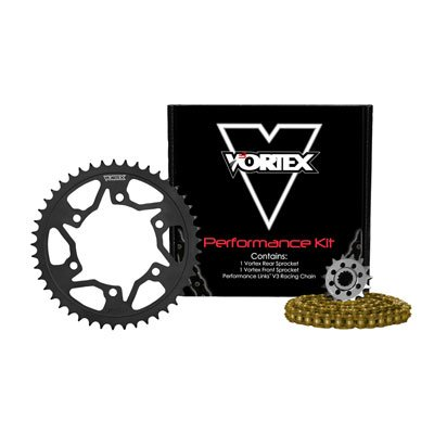 Amazon.com: Vortex V3 WSS Warranty Chain and Sprocket Kit ...
