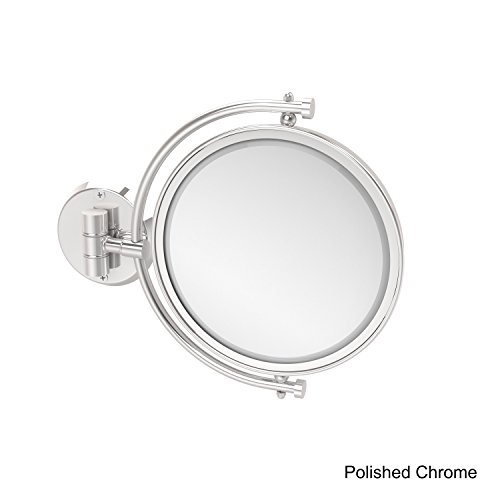 Allied Wall Mounted Makeup Mirror with 3X Magnification Review