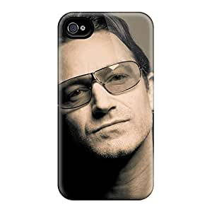 Durable Hard Cell-phone Cases For Iphone 4/4s (mfD15380URDP) Customized Beautiful Michael Stipe Skin