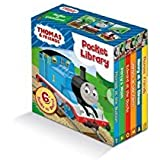 Thomas the Train Little Library 6 Books for Little Hands - And Friends