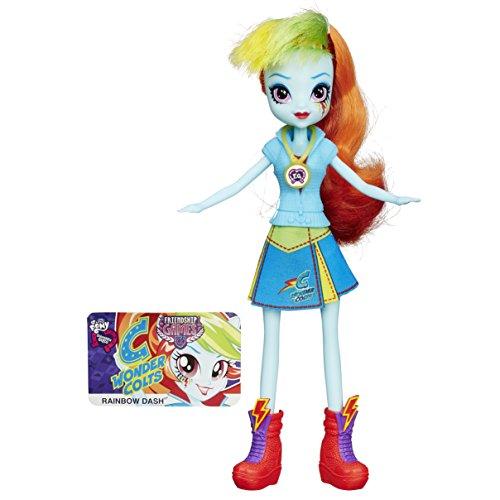 My Little Pony Equestria Girls Rainbow Dash Friendship Games Doll (My Little Pony Equestria Girls Rainbow Dash Doll)