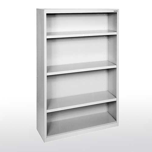 Sandusky Lee BA30361852-05 Elite Series Welded Bookcase, 18