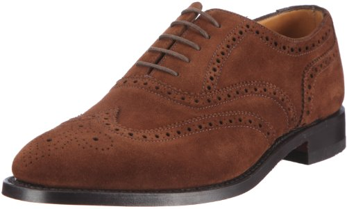 mens-loake-classic-brogue-shoes-202ds-brown-suede-leather-uk-size-10g-eu-44-us-size-11
