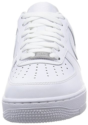 Hommes Blanc Air Baskets Force Nike 1 wfYTwF