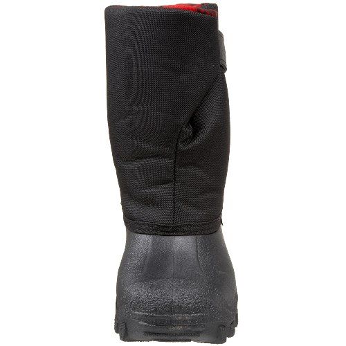Black 4 Red Kid Teddy Tundra Toddler Little Boot qYaO1Fn1
