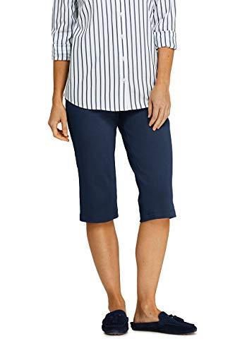 Lands' End Women's Petite Sport Knit Capri Pants ()