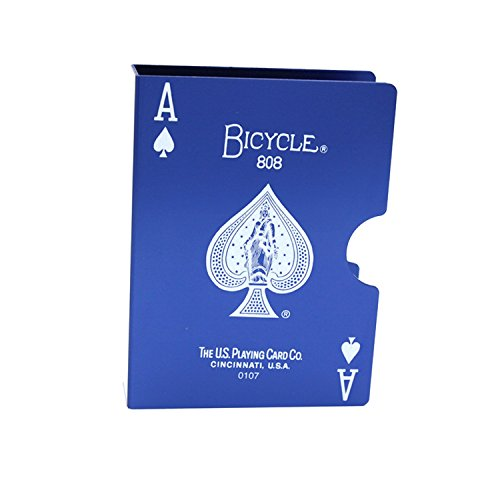 Aluminum Bicycle Card Protector Poker Deck Box Use For Storage Magical The Gathering Cards Container by Deck Boxes (Image #4)