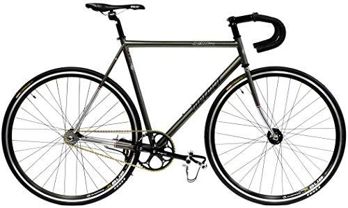 Kilo TT Mercier Pro Reynolds 520 Steel Single Speed Track Bike Fixie Fixed Gear Bicycle