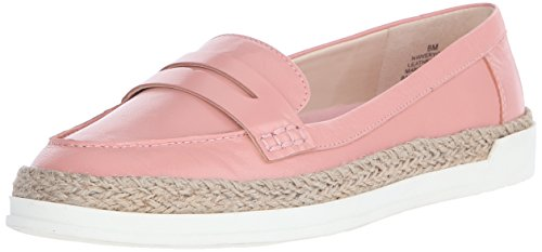 Nine West Women's Verycold Leather Boat Shoe - Pink - 7 B...