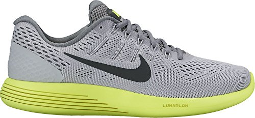 timeless design 76d3f 11988 Galleon - Nike Mens LunarGlide 8 Running Shoe Wolf GreyAnthraciteVoltCool  Grey Size 10 M US