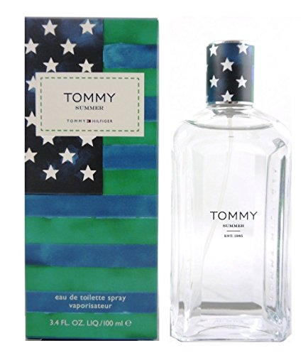 Tômmŷ Summer By Tômmŷ Ĥilfiĝer (2016) For Men Eau De Toilette Spray 3.4 FL.OZ./100 ml