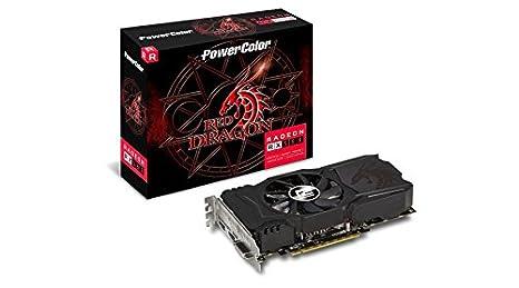 PowerColor Red Dragon Radeon RX 550 4GB GDDR5 - Tarjeta ...