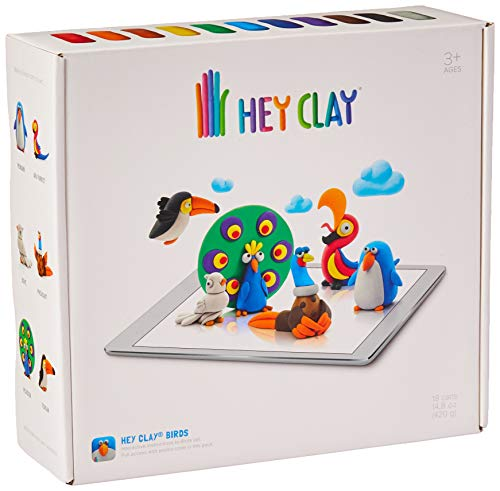 Hey Clay Aves Galápagos Jogos