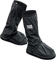 Galashield Rain Shoe Covers Waterproof and Slip Resistance Galoshes Rain Boots Over Shoes (Medium)