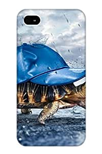 Quality Summerlemond Case Cover With Digital Art Background Nice Appearance Compatible With Iphone 4/4s()