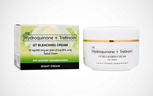 GT Cosmetics Philippines Bleaching Cream 15 Grams - Import It All