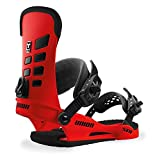 Union Red STR Snowboard Bindings