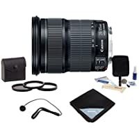 Canon EF 24-105mm f/3.5-5.6 IS STM Lens Bundle. USA. Value Kit w/Acc #9521B002