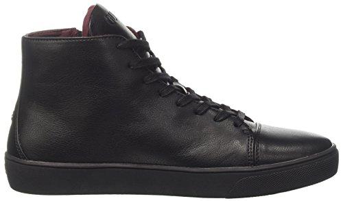 Active Uomo Sneaker a Man Nero Collo Guess Alto 7SqdY7