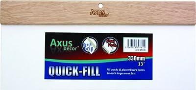 """Axus Quick Fill 13"""" Caulker Beech Grip 330mm Filling Blade"""