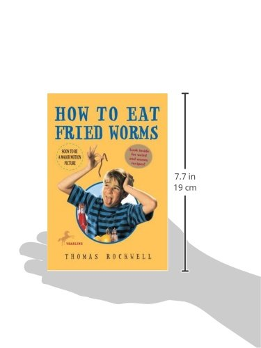 How to Eat Fried Worms: Thomas Rockwell: 9780440445456: Amazon.com ...