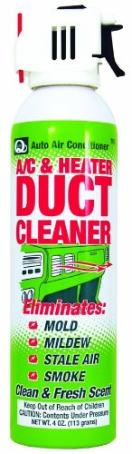 Interdynamics 760 Auto Air Conditioner A/C and Heater Duct Cleaner - 4 (Car Air Conditioner Evaporator)
