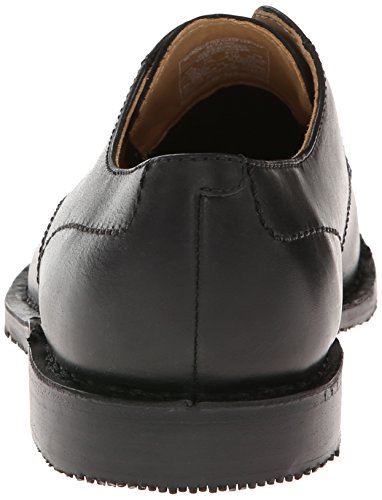 Sebago Mens Metro Cap Toe Oxford Nero