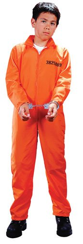 $20.95 ...  sc 1 st  Funtober & Old Glory Custom Baby Prisoner Costume Soft Baby One Piece - 6M ...