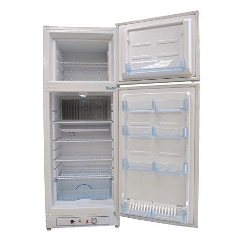 Superior Propane LP Gas Off-Grid Refrigerator 8 Cu Ft 2-Way (LP/110V)