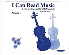 These easy-to-read, progressive exercises by Joanne Martin develop a student's reading skills one stage at a time, with many repetitions at each stage. I Can Read Music is designed as a first note-reading book for students of string instrumen...