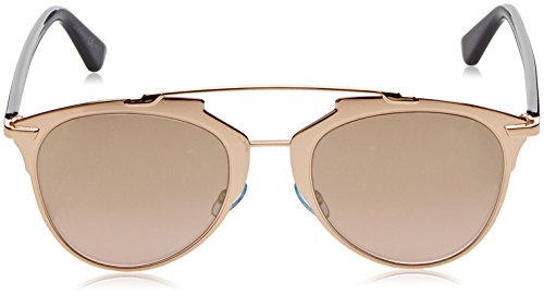 soleil Tortoise de Lunettes Reflected Brown Dior Ruthenium Dior 4xaEq6YwU6