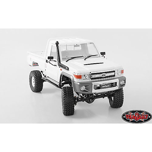 1/10 Trail Finder 2 LWB with Land Cruiser LC70 Body Set - Frame Finder