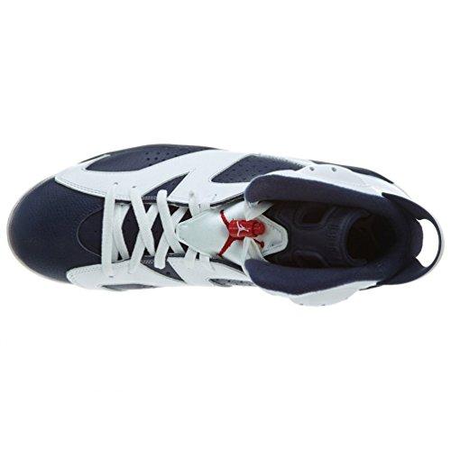 """Nike Air Jordan 6 Retro """"Olympic"""""""