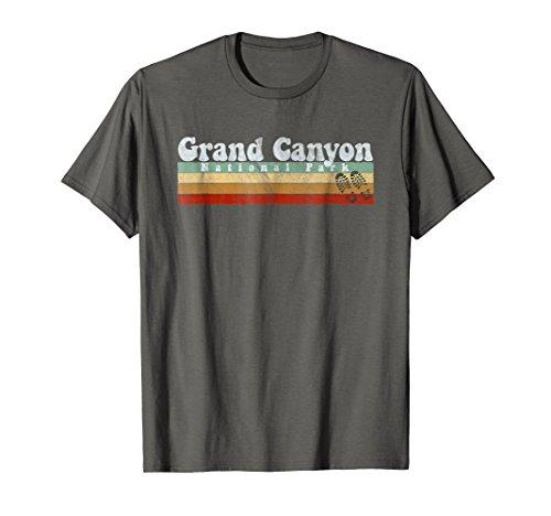 (Retro Vintage Grand Canyon Shirt National Park Tee Shirt)