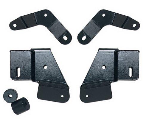 Rubicon Express RE9900 Control Arm Drop Bracket for Jeep XJ ()