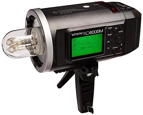 Godox FBA_AD600BM AD600BM Bowens Mount 600Ws GN87 High Speed Sync Outdoor Flash Strobe Light with...