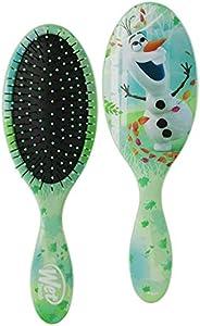 Wet Brush Escova de cabelo desembaraçante original da Disney Princess Guiding Spirit – Frozen 2, Olaf – Todos